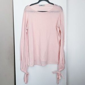 Zara Light Weight Knit Sweater